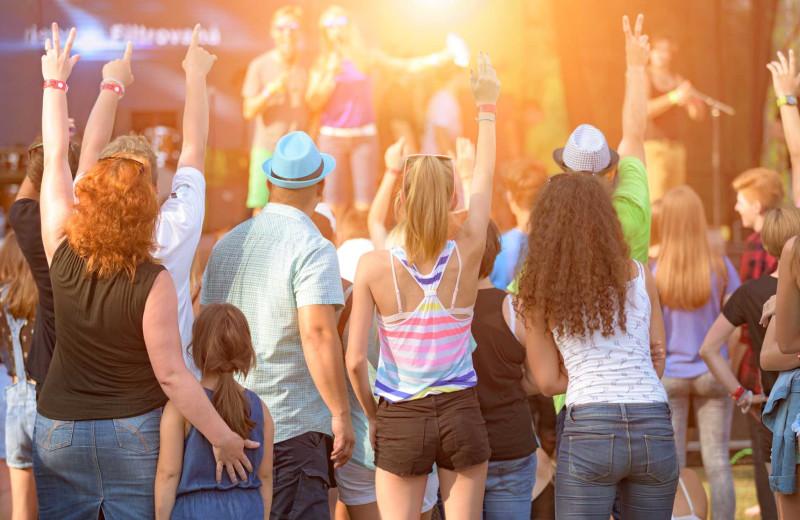 Concerts near The Depe Dene Resort.
