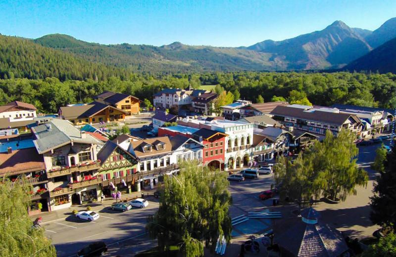Town near Obertal Inn & Vacation Rentals.