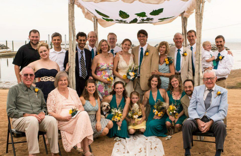Wedding Group at NorthBay