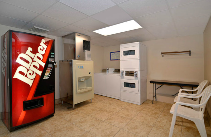 Laundry Area at Comfort Inn at Thousand Hills