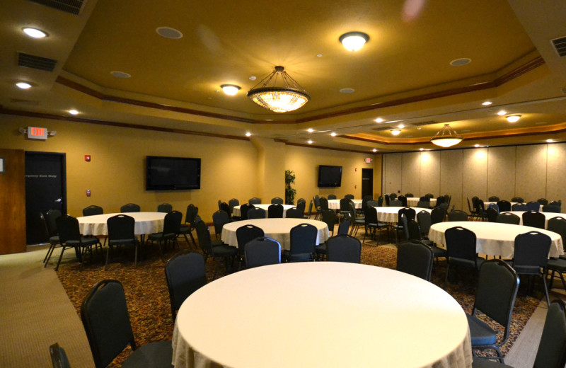 Conference room at Stonebridge Resort.