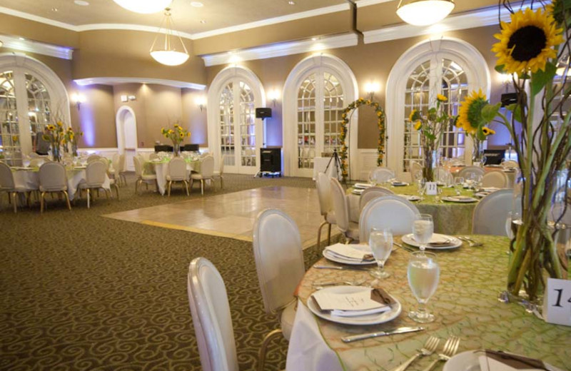 Receptions at The Sterling Hotel.