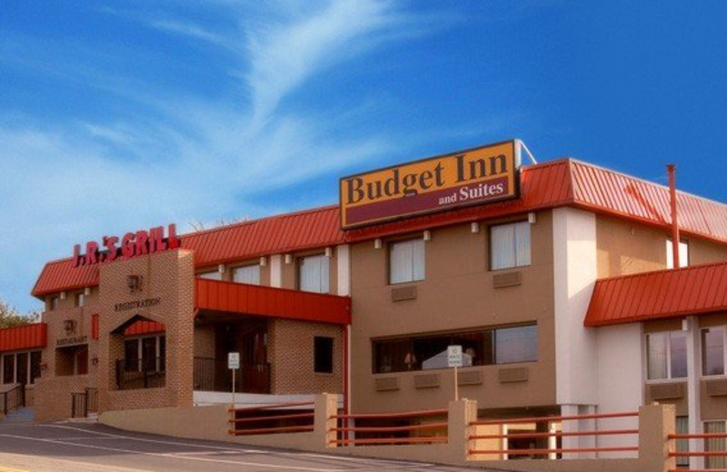 Welcome to the Budget Inn & Suites