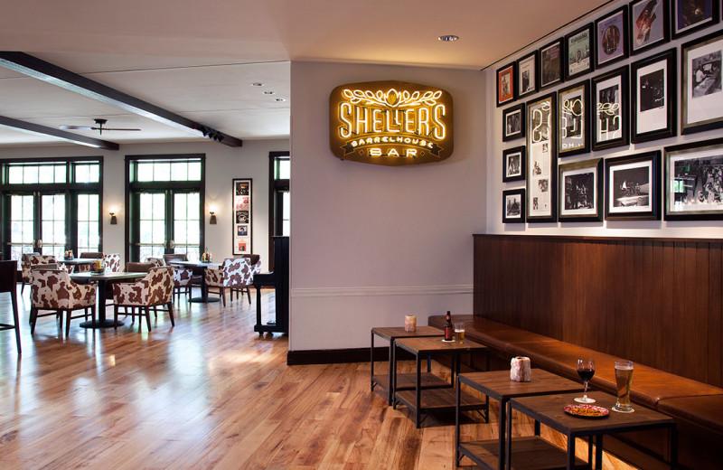Restaurant at Hyatt Regency Lost Pines Resort and Spa.