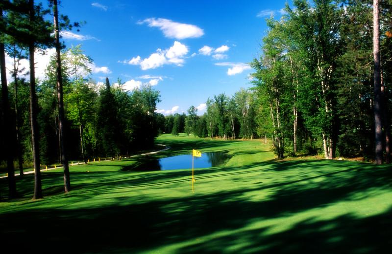 18-Hole Course at Thunder Bay Resort