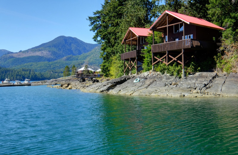 Exterior view of Nootka Marine Adventures.