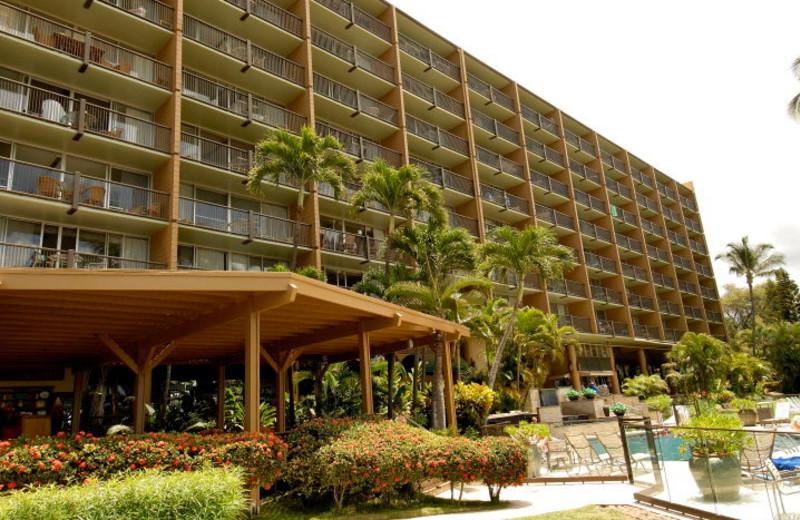 Exterior view of Mana Kai Maui.