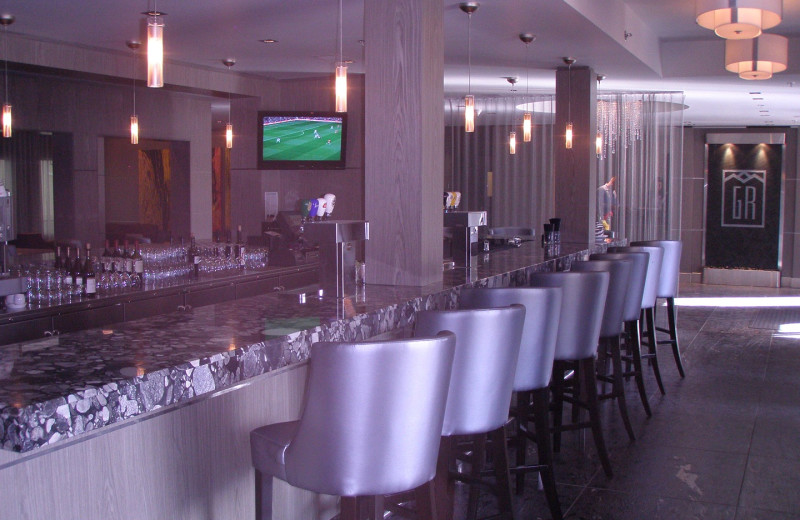 Bar at Paradise Resort Club.