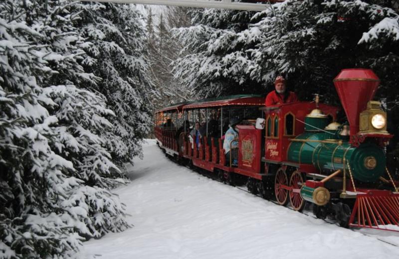 Santa's Village near Royalty Inn.