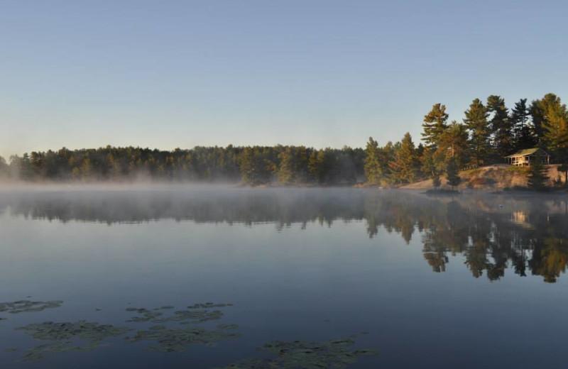 The Lake at Memquisit Lodge