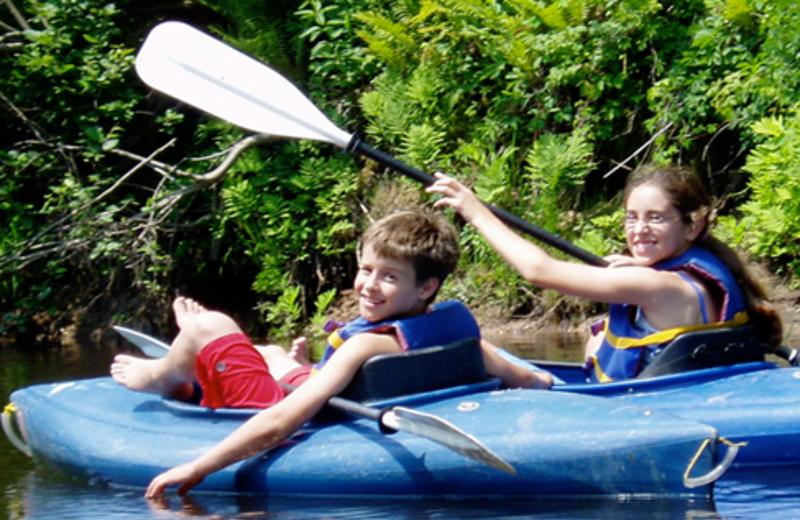 Water Activities at Fairway Inn