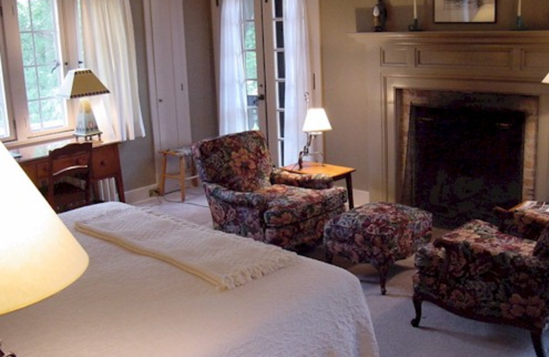 Guest Room at The Chalet at Lake Lure