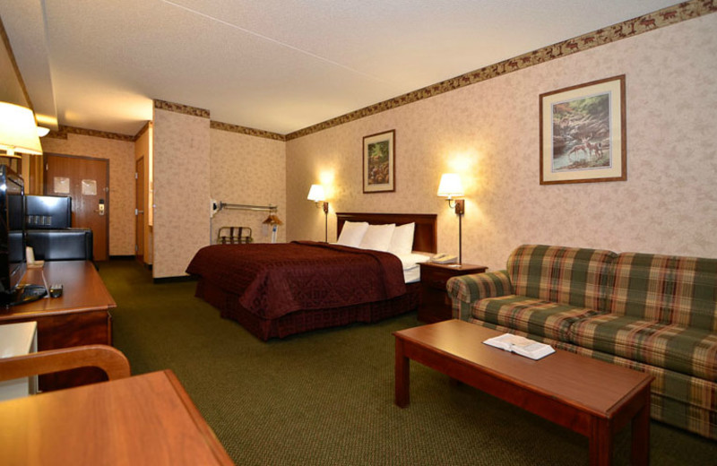 King Suite at  Comfort Inn & Suites