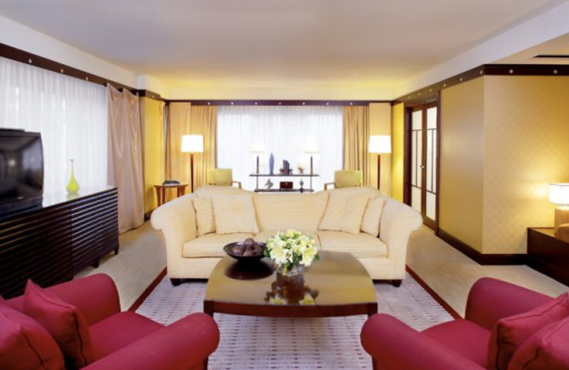 Presidential Suite at Sofitel Philadelphia.