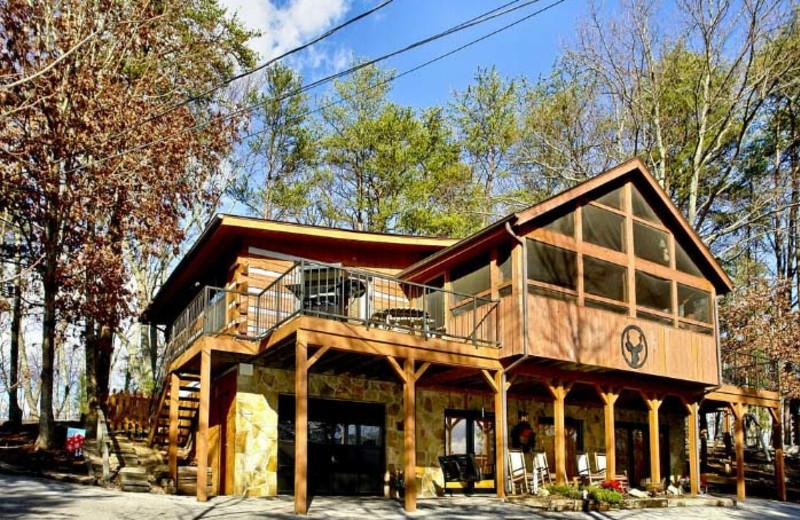 Cabin at Hidden Mountain Resorts