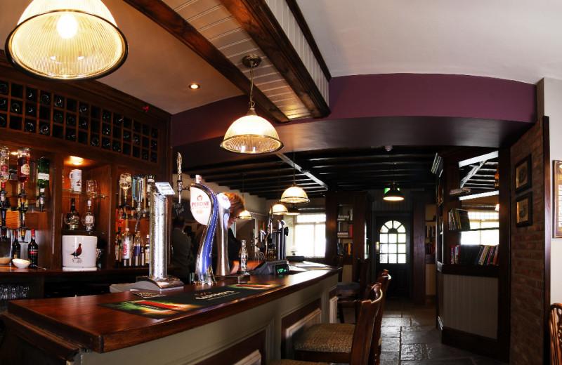Pub at Palmer Flatt Hotel.