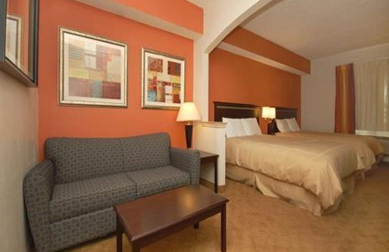 Guest Suite at Comfort Suites South Padre Island