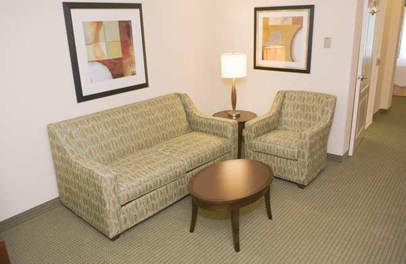 Guest Suite at the Hilton Garden Inn Beaumont