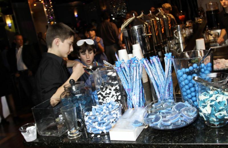 Parties at Westport Inn.