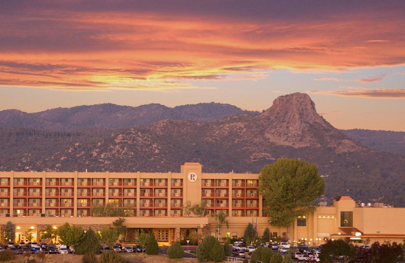 Exterior view of Prescott Resort & Conference Center.