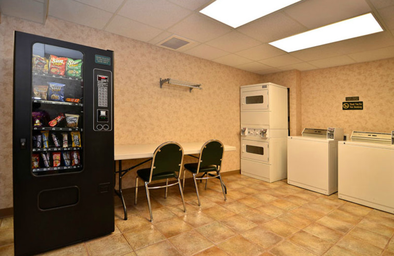 Laundry Room at  Comfort Inn & Suites