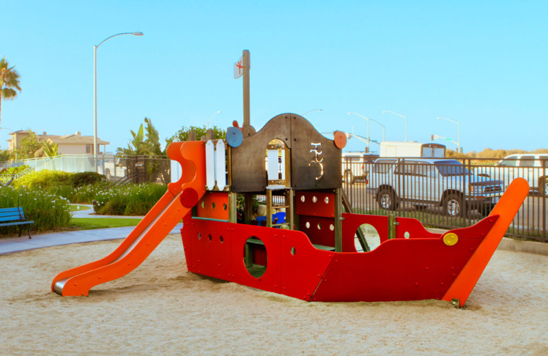 Pirate Play Area at the Carlsbad Seapointe Resort