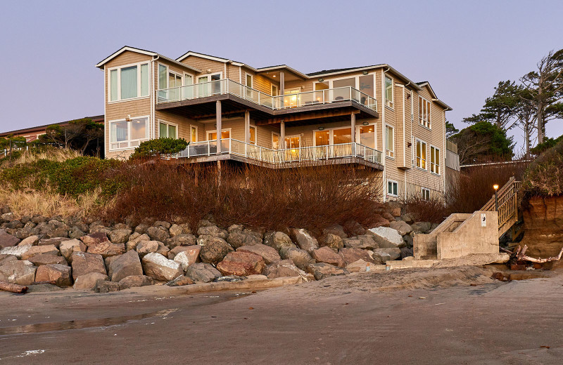 Exterior view of Admiral's Beach Retreat.