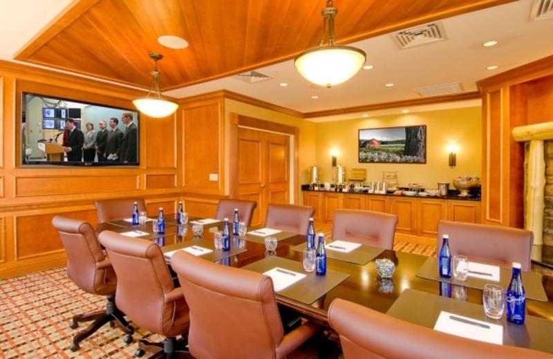 Meeting Room at High Peaks Resort