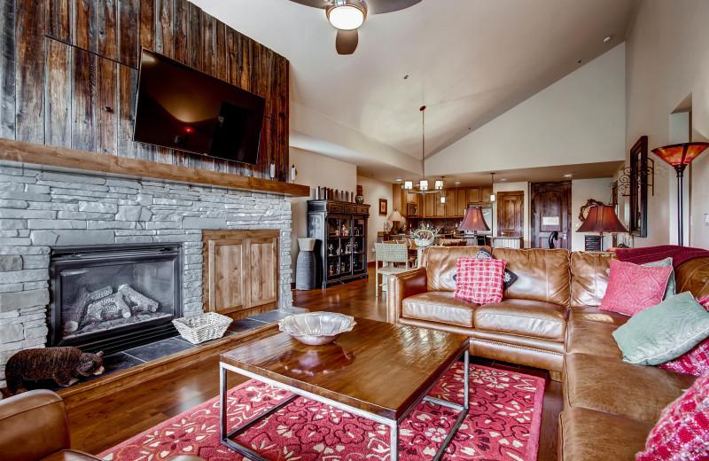 BlueSky Breckenridge Living Room