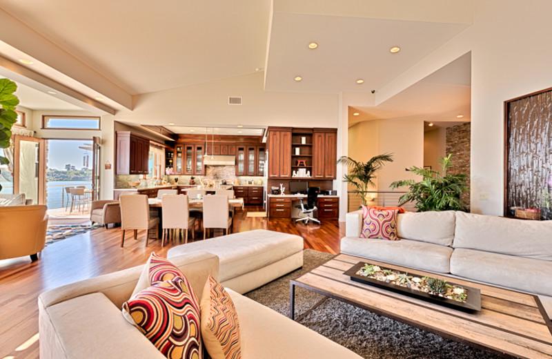 Rental interior at Seabreeze Vacation Rentals, LLC.