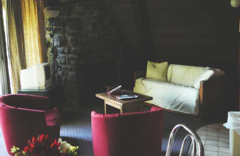 Cottage Interior at Rimrock Country Cottages