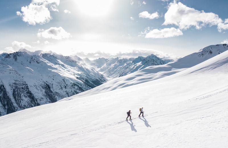 Ski at Gentry River Ranch.