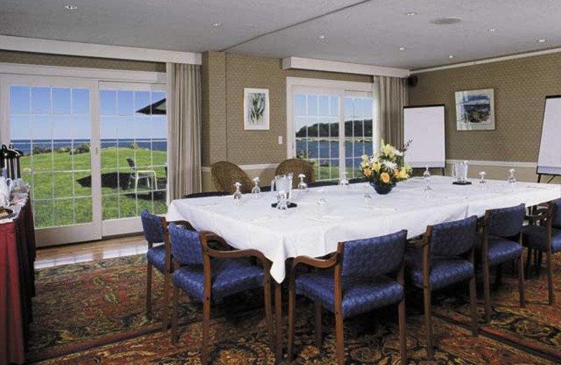 Meeting room at Stage Neck Inn.