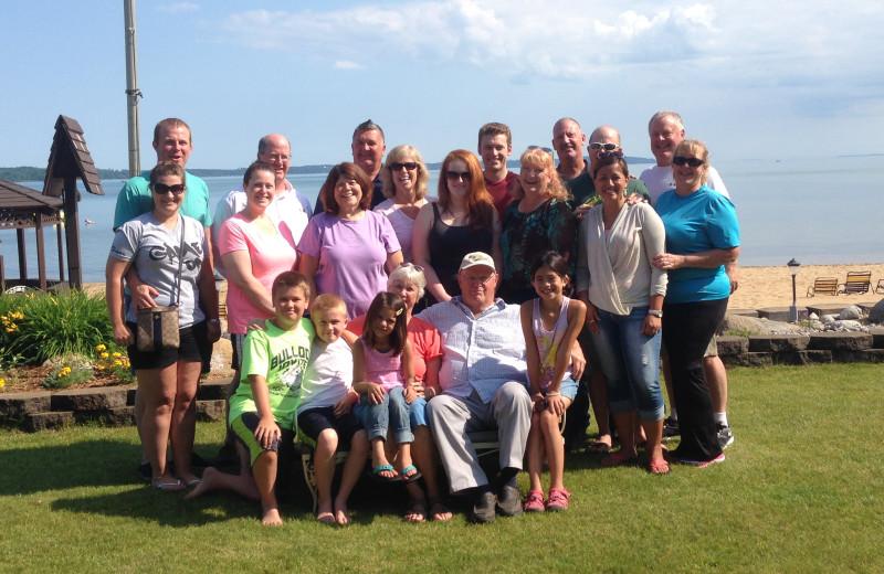 Reunions at The Beach Haus Resort.