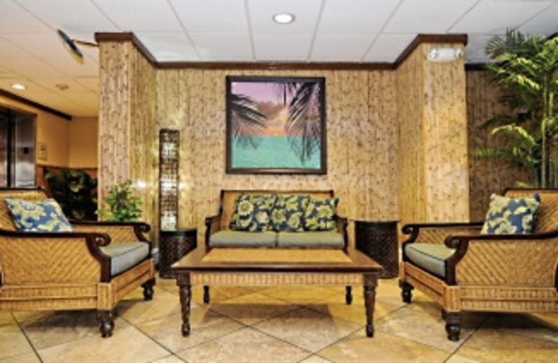 Lobby Area at Best Western Plus
