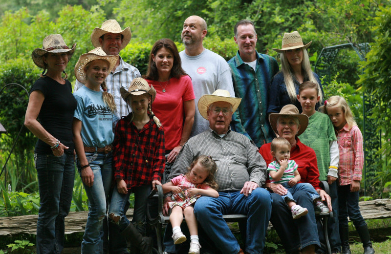 Reunions at Marble Mountain Guest Ranch.