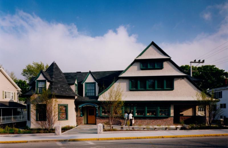 Abbe Museum at Best Western Acadia Park Inn.
