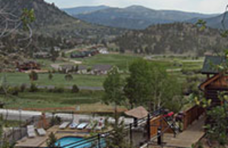 Resort View at Marys Lake Lodge