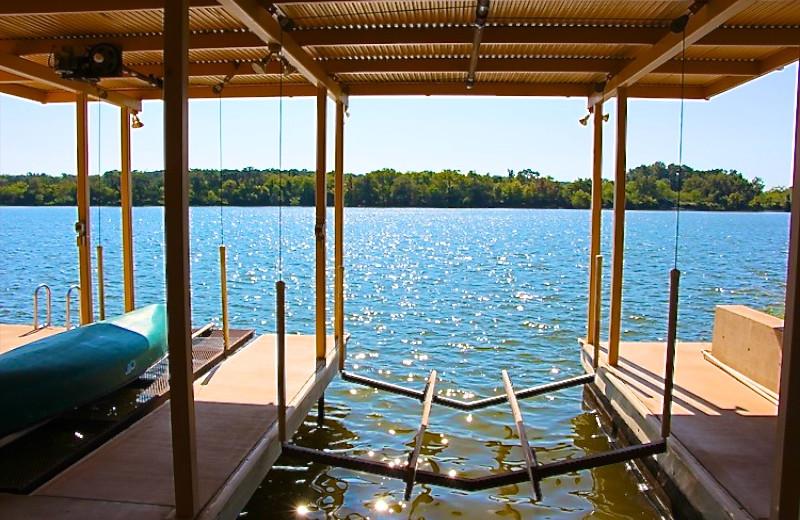 Llano Vista Boat and Jet-Ski Lift