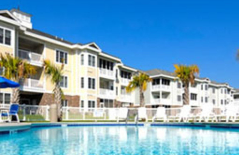 Myrtlewood Villas Offers A Taste Of True Luxury On Myrtle Beach With Lavish Beachfront That Feature Full Kitchens And Ious Living Rooms