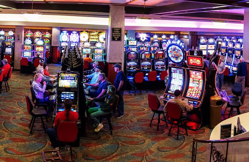 Casino at Prescott Resort & Conference Center.