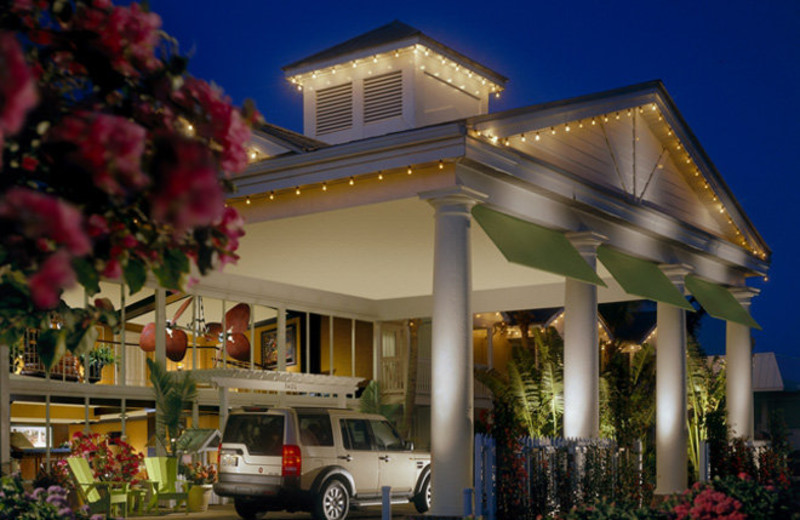 Exterior view of The Inn at Key West.
