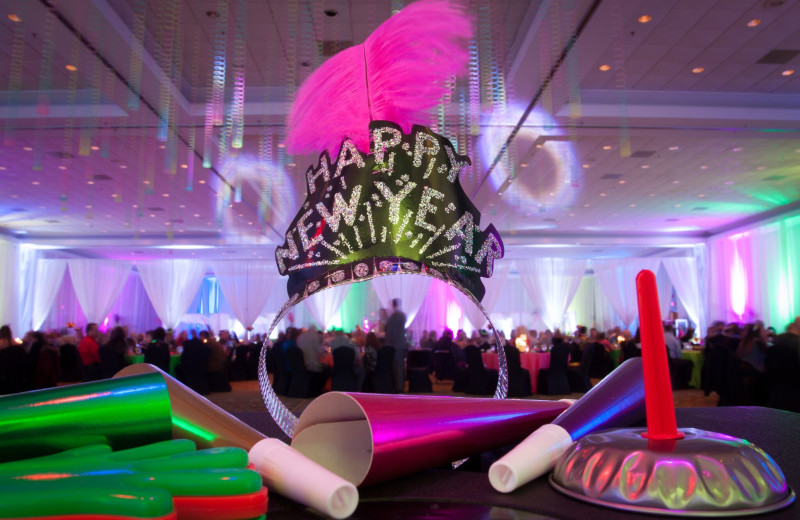 New years celebration at Grand Traverse Resort and Spa.