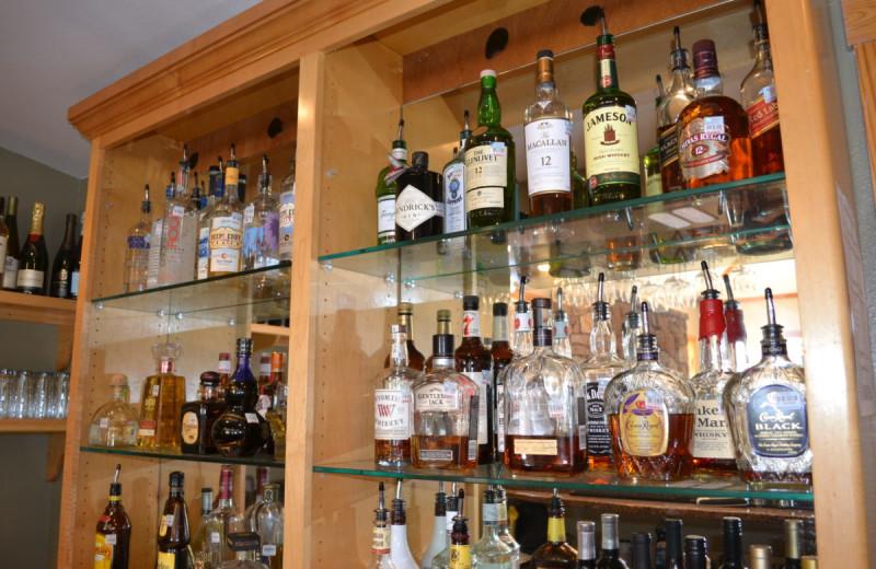Bar at Canyon of the Eagles.