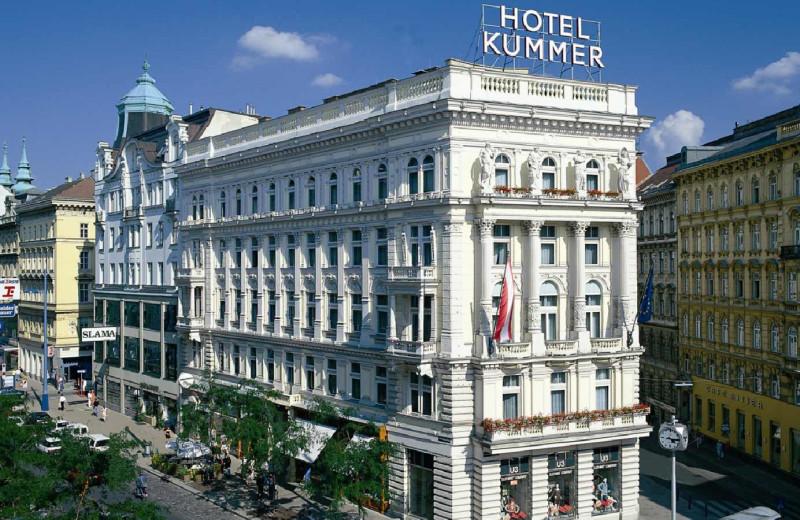 Exterior view of Hotel Kummer.