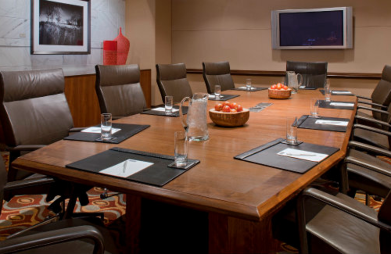 Boardroom at Hyatt Regency Denver at Colorado Convention Center