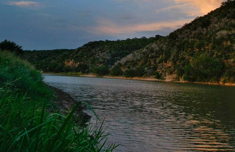 Colorado Bend State Park near BEST WESTERN Plus Lampasas.