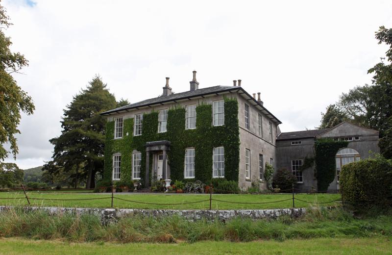 Exterior view of Longlands at Cartmel.