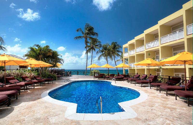 Swimming Pool at Sea Breeze Beach Resort