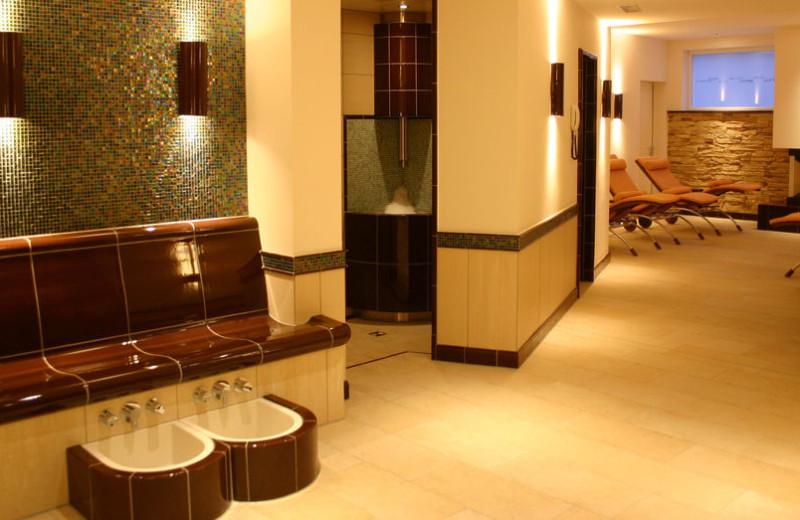 Spa at Eden Hotel.